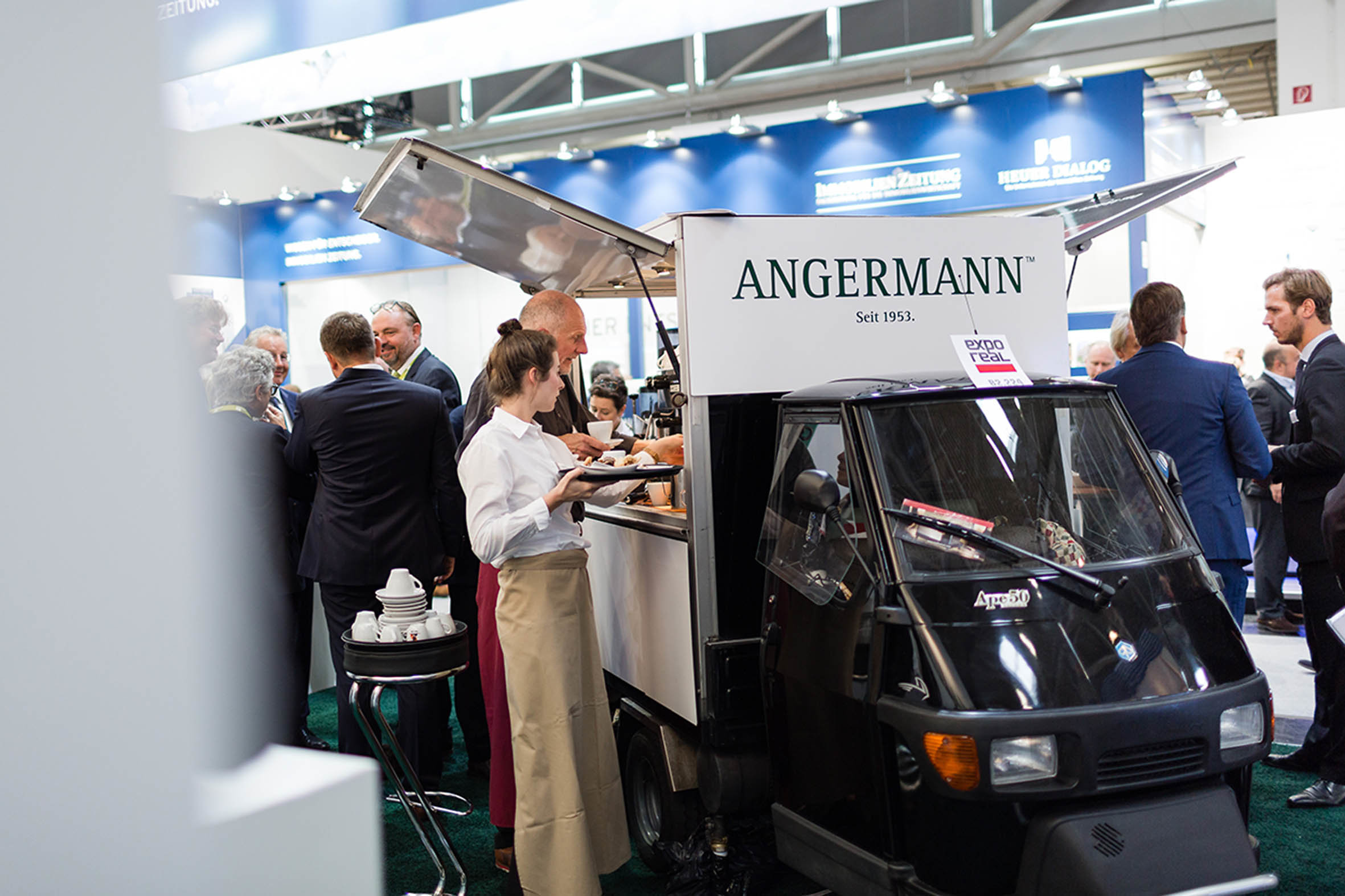 Angermann EXPO REAL in München