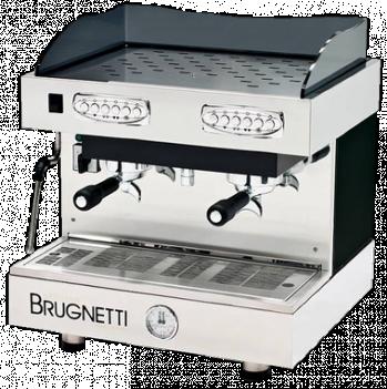 Kompakte Espressomaschinen